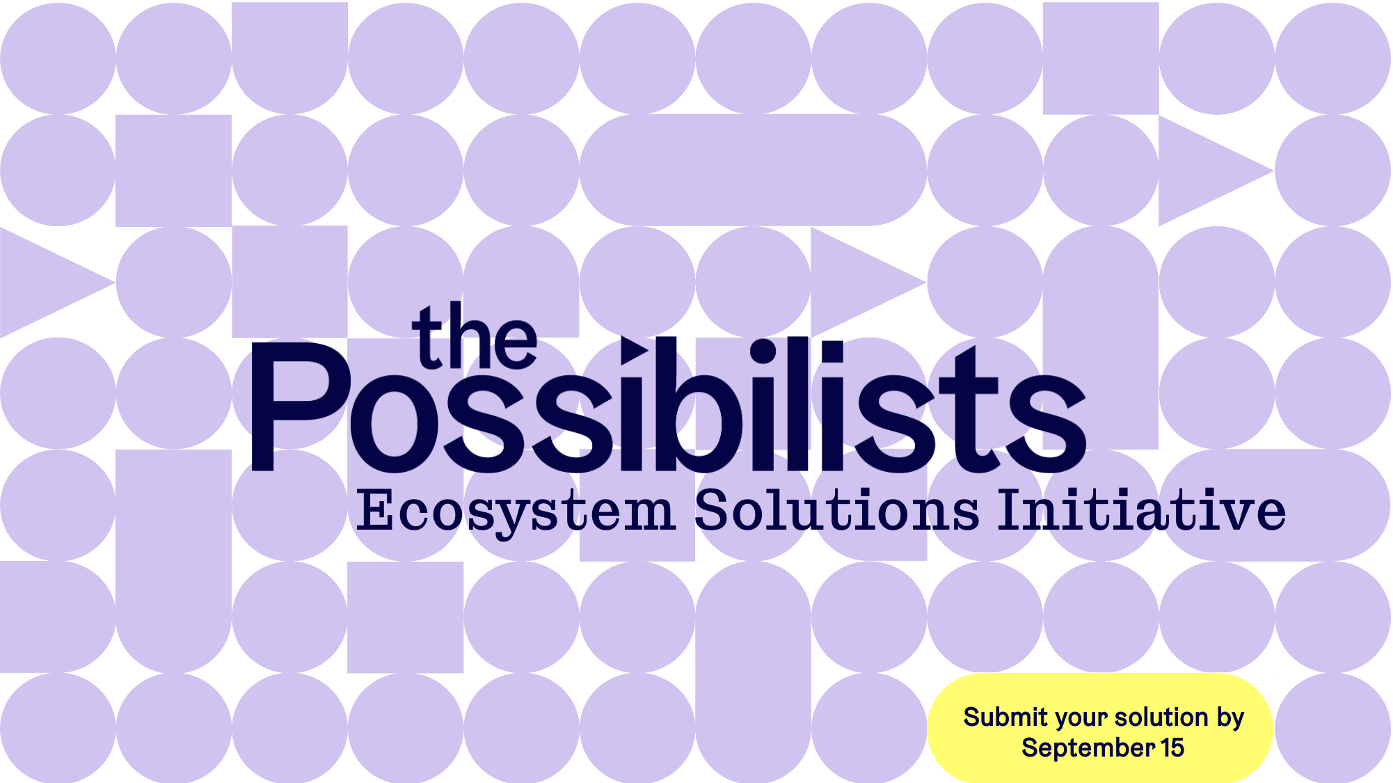The Possibilists